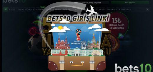 Bets10 Giriş Linki